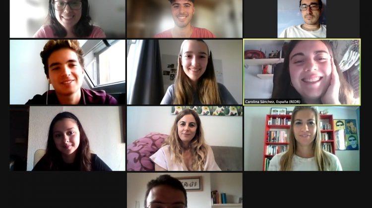 REDR Jóvenes se reúne con Talento para el Futuro