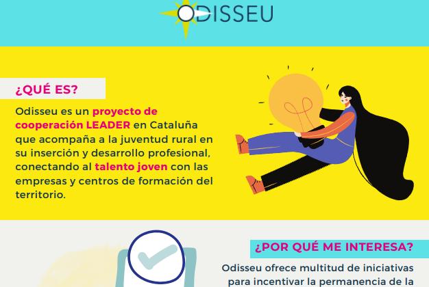 ODISSEU, un proyecto de empoderamiento juvenil en Cataluña